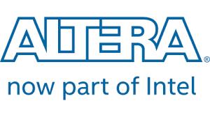 altera logo - csc electronic ag - integrierte schaltungen - integrated circuits